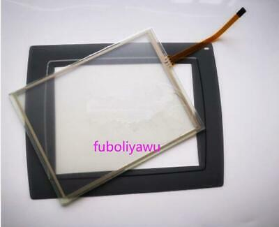 EXTER T60T Touch Screen Panel Glass for Beijer Mitsubishi EXTER T60 - Overlay f8