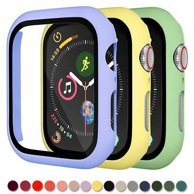 For Apple Watch Series 7 41mm 45mm Case Full Protective Cover - Screen Protector