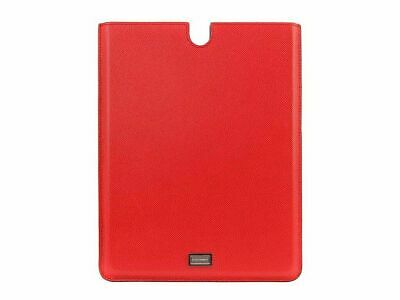 Dolce & Gabbana Tablet BP1666 Case Luxury Rosso Red Size OS