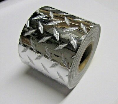 MINI Diamond Plate Vinyl TapePick Your Size  Small Diamond Pattern
