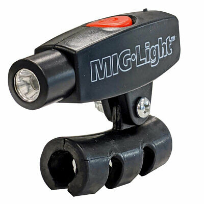 Steck MIG Welder Light w LED Attachment Tool 23240 - For MIG Welding Torches