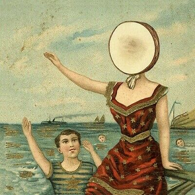 Neutral Milk Hotel - In the Aeroplane Over the Sea New Vinyl
