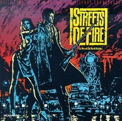 Various Artists - Streets of Fire Original Soundtrack New CD