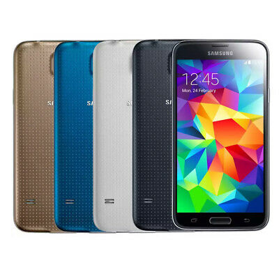 Samsung Galaxy S5 SM-G900V 16GB Verizon Android Smartphone - All Colors