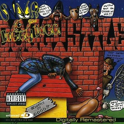 Snoop Dogg Snoop Doggy Dogg - Doggystyle New CD Explicit
