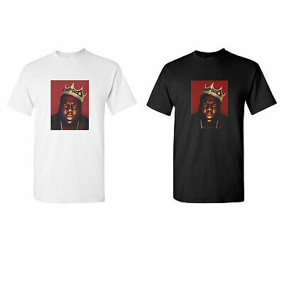BIGGIE SMALLS NOTORIOUS BIG FLU GAME T-SHIRT SNEAKER TEE JORDAN XII 12 RETRO