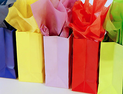 400PK TISSUE PAPER 20X26  SIZE2  solid color tissue paper gift wrap supply