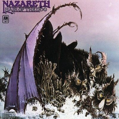 Nazareth - Hair of the Dog New CD
