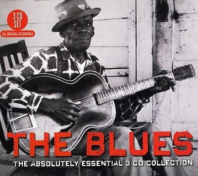 Various Artists - Blues Absolutely Essential 3 CD Collection  Various New CD