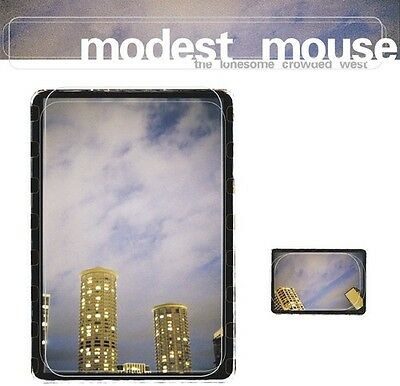 Modest Mouse - Modest Mouse  Lonesome Crowded West New Vinyl
