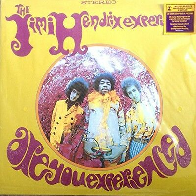 Jimi Hendrix Noel Redding Mitch Mitchell - Are You Experienced New Vinyl