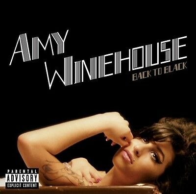 Amy Winehouse - Back to Black New Vinyl Explicit