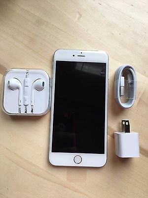 NEW Apple iPhone 6 Plus - 64GB - Silver T-Mobile FACTORY UNLOCKED ANY GSM