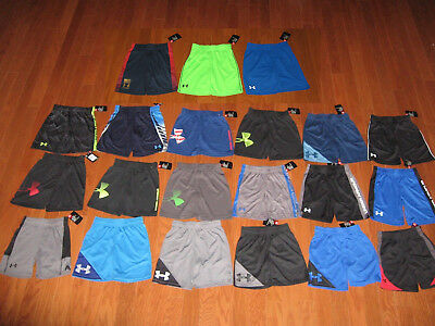 UNDER ARMOUR BOYS ATHLETIC Short SIZE 4567  NWT