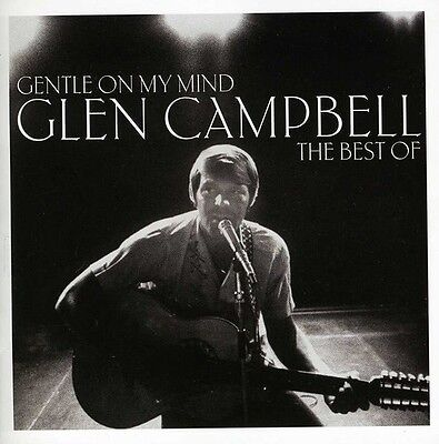 Glen Campbell - Gentle on My Mind Best of New CD UK - Import