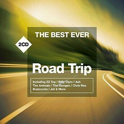 Various Artists - Best Ever Road Trip  Various New CD UK - Import