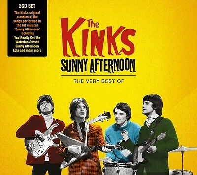 The Kinks - Sunny Afternoon Very Best of New CD UK - Import