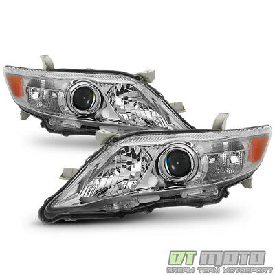 For 2010-2011 Toyota Camry Headlights lamps light Replacement Left-Right 10-11