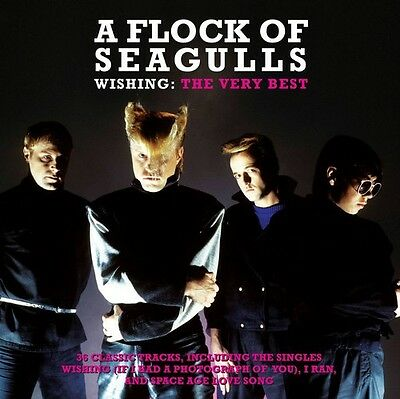 Flock of Seagulls - Wishing The Very Best of New CD UK - Import