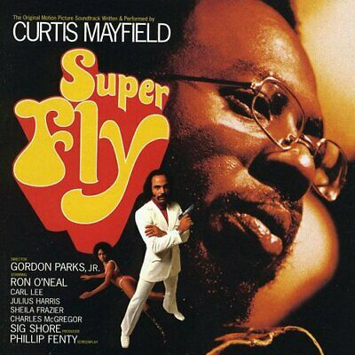 Curtis Mayfield - Superfly Original Soundtrack New CD