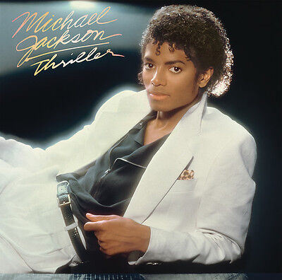 Michael Jackson - Thriller New Vinyl