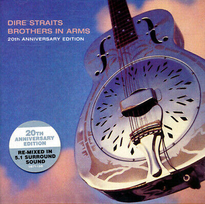 Dire Straits - Brothers in Arms New SACD Canada - Import