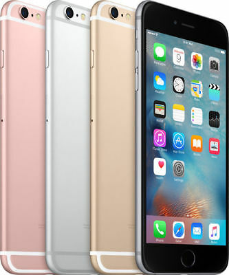 Apple iPhone 6S 16GB 32GB 64GB oder 128GB Spacegrau Silver Gold  Rosegold