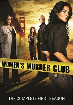Womens Murder Club DVD 2014 3-Disc Set