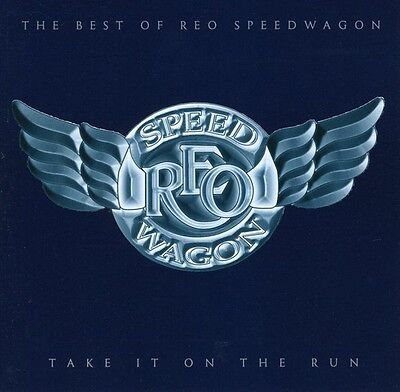 REO Speedwagon - Take It on the Run The Best of Reo Speedwagon New CD