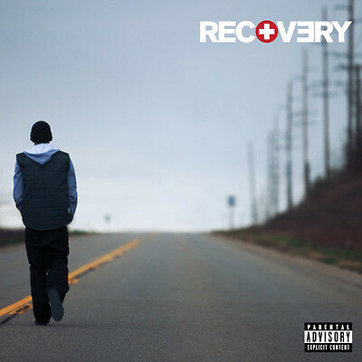 Eminem - Recovery New CD Explicit