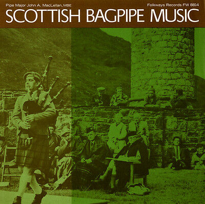 John MacLellan - Scottish Bagpipe Music New CD