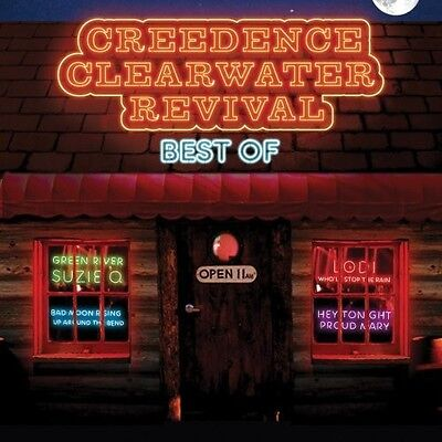 Creedence Clearwater Revival - Best of New CD