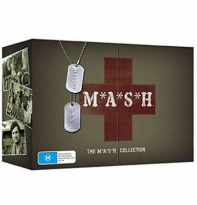 MASH The Complete TV Series 1-11 Collection 33 DVD Gift Box Set MASH  NEW