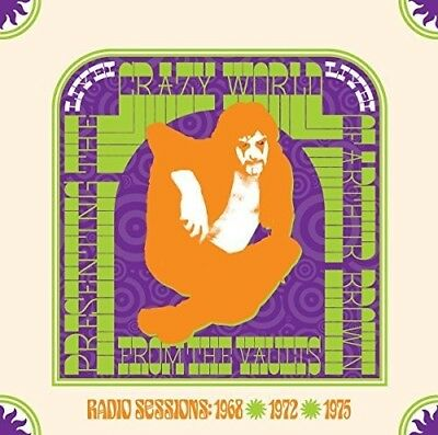 Arthur Brown - Radio Sessions 1968 1972 1975 New CD UK - Import