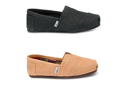Authentic Womens Burlap Womens Toms Shoes