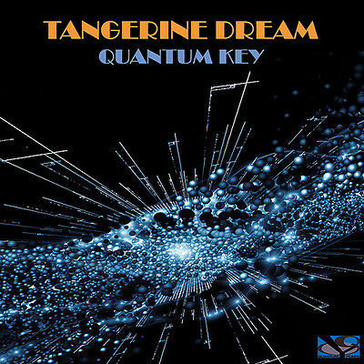 Tangerine Dream - Quantum Key New CD Germany - Import