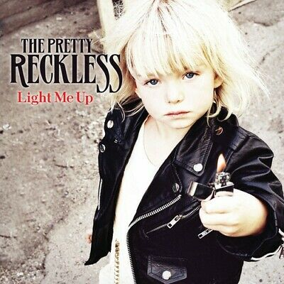 The Pretty Reckless - Light Me Up New CD