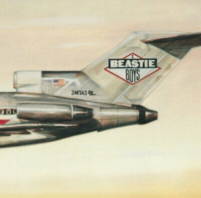 Beastie Boys - Licensed To Ill 30th Anniversary Edition New Vinyl Explicit