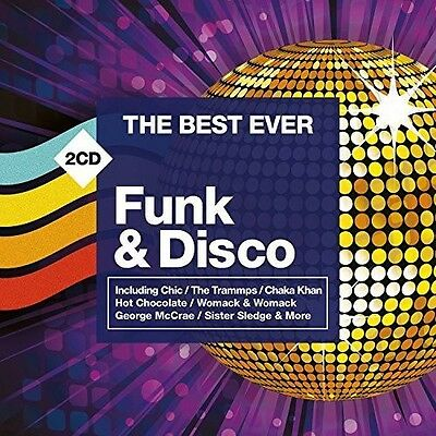 Various Artists - Best Ever Funk - Disco  Various New CD UK - Import