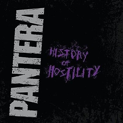 Pantera - History of Hostility New Vinyl