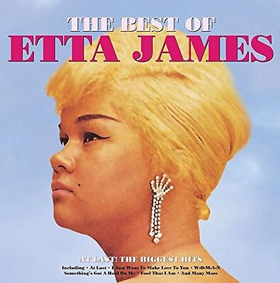 Etta James - Best of New Vinyl UK - Import