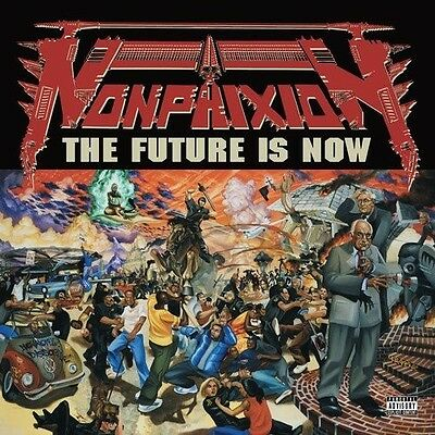 Non-Phixion - The Future Is Now New Vinyl LP