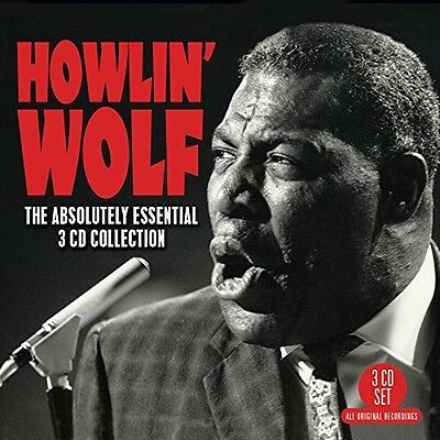 Howlin Wolf - Absolutely Essential 3 CD Collection New CD UK - Import