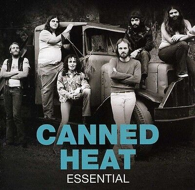Canned Heat - Essential New CD