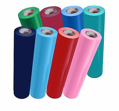 Oracal 651 12 x 5ft- Roll Glossy Vinyl - Different Colors