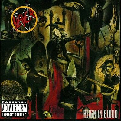 Slayer - Reign in Blood New CD UK - Import