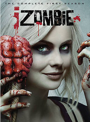 IZombie The Complete First 1st Season DVD 2015 3-Disc Set NEW