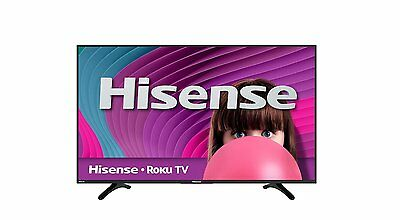 Hisense 40H4C1 40-Inch 1080p Roku Smart LED TV