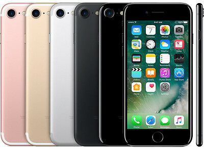 Apple iPhone 7 128GB GSM Unlocked 4-7 12MP 3D Touch iOS Smartphone