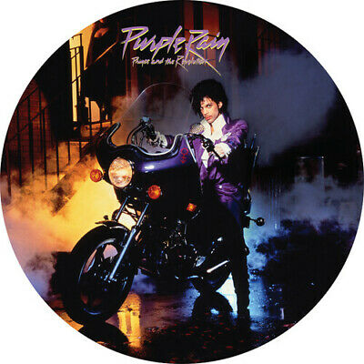 Prince - the Revolut - Purple Rain Limited Picture Disc New Vinyl LP